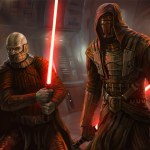 Star Wars: Knights of the Old Republic on iPad