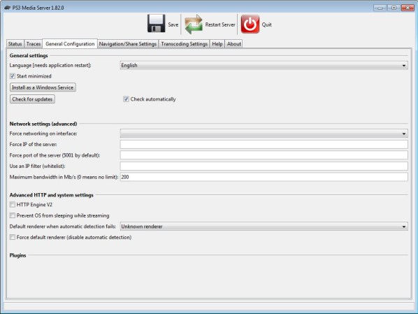 PS3 Media Server 2
