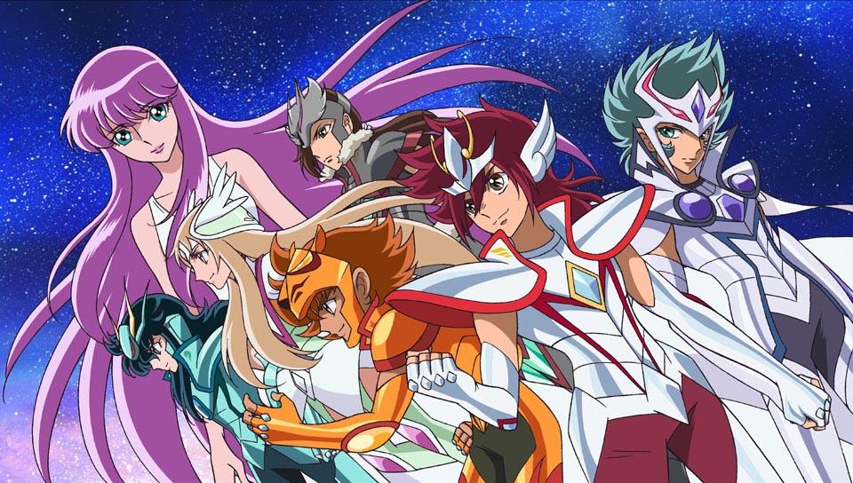 Starting to Watch Saint Seiya Omega