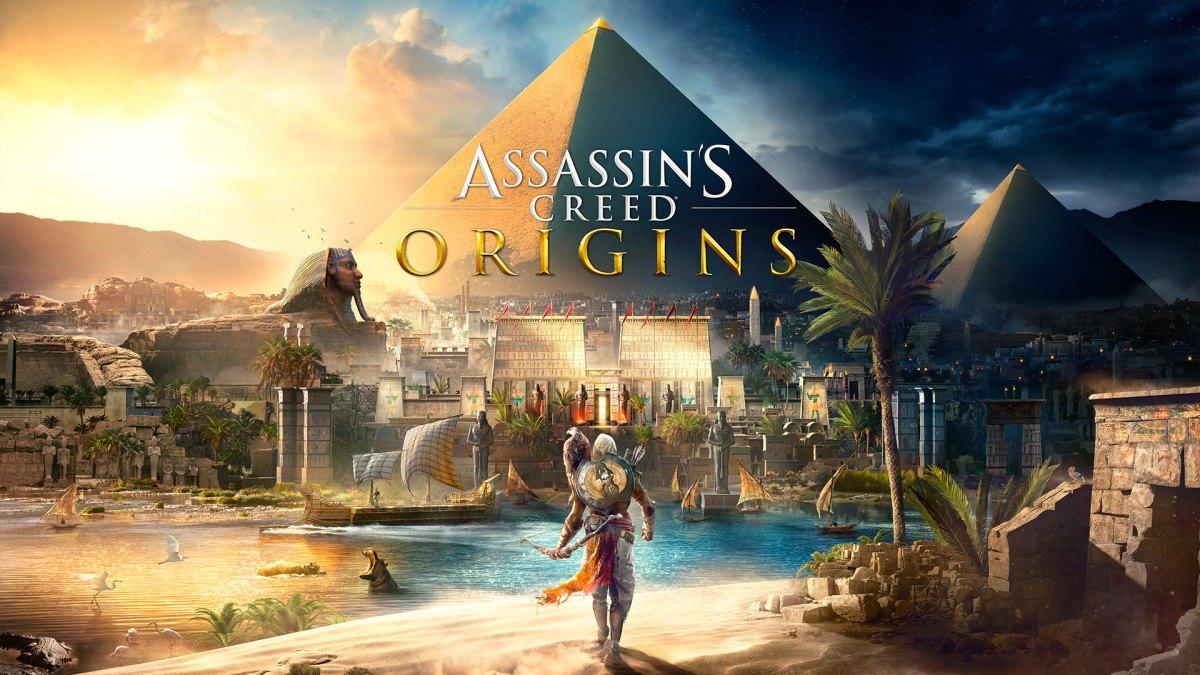 Playing Through Assassin's Creed Origins