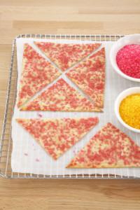 Cinnamon Sugar Triangles