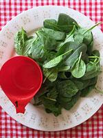 Spinach Bacon Salad