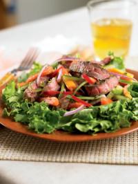 Thai Beef Papaya Salad
