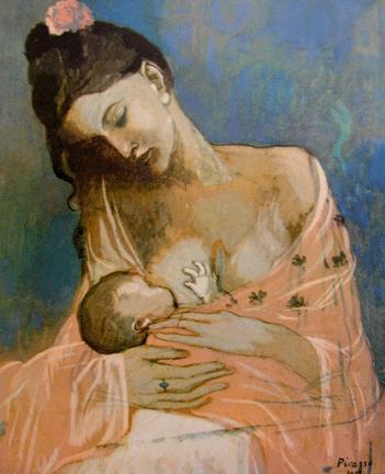 La maternité dans l\'art #19: \