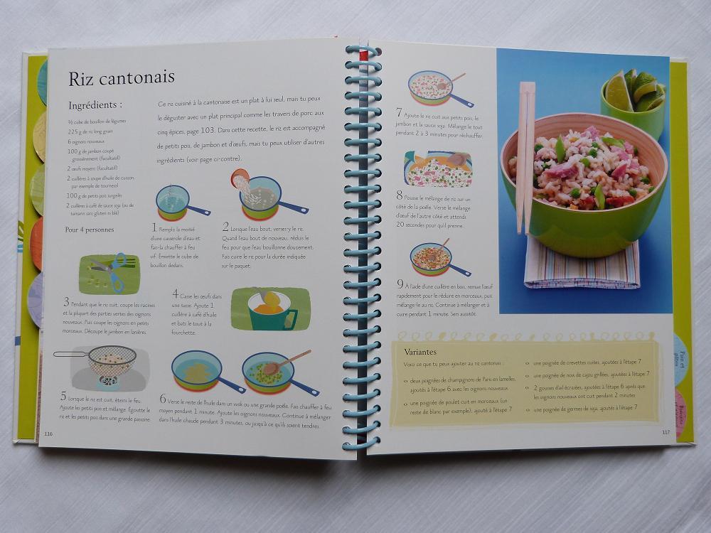 3 livres de recettes pour initier vos enfants la cuisine devine qui vient bloguer. Black Bedroom Furniture Sets. Home Design Ideas
