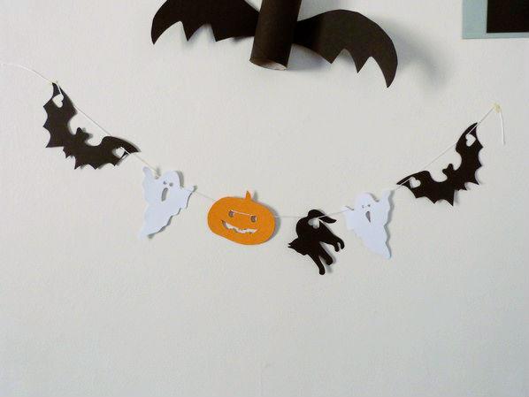 halloween2014 - guirlande