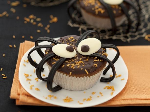 muffins-araignée
