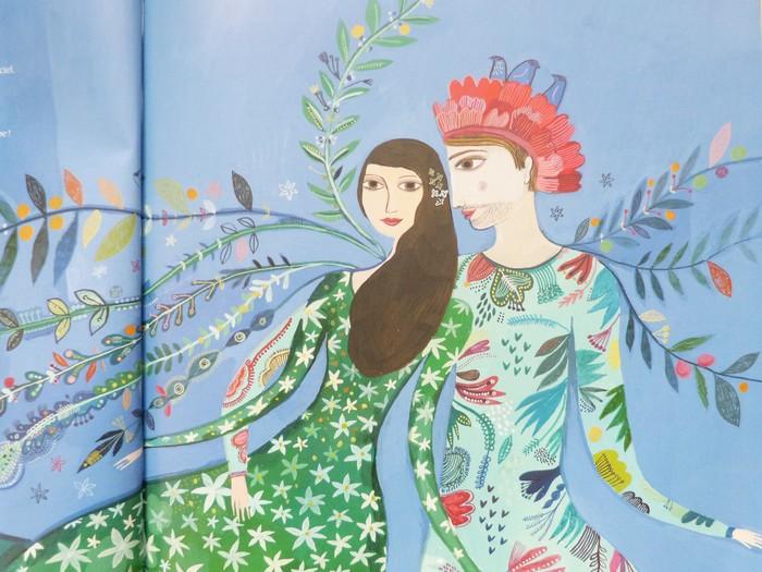 Livre-CD Les 4 saisons (Illustration 2)