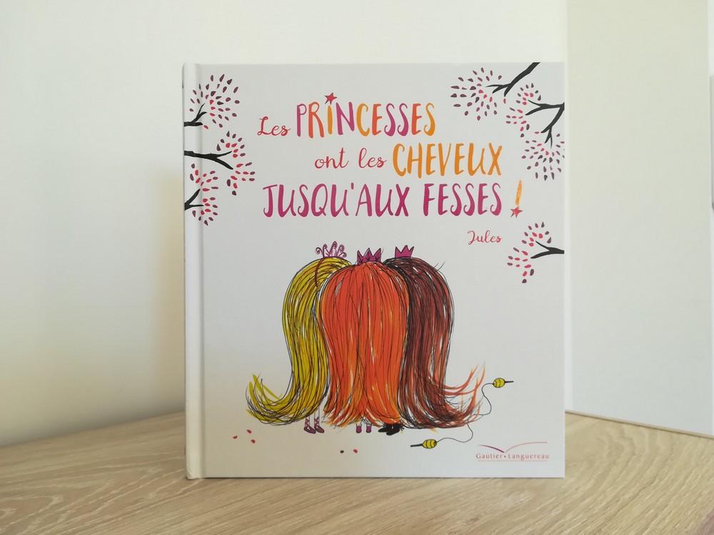 Les princesses ont les cheveux jusqu'aux fesses