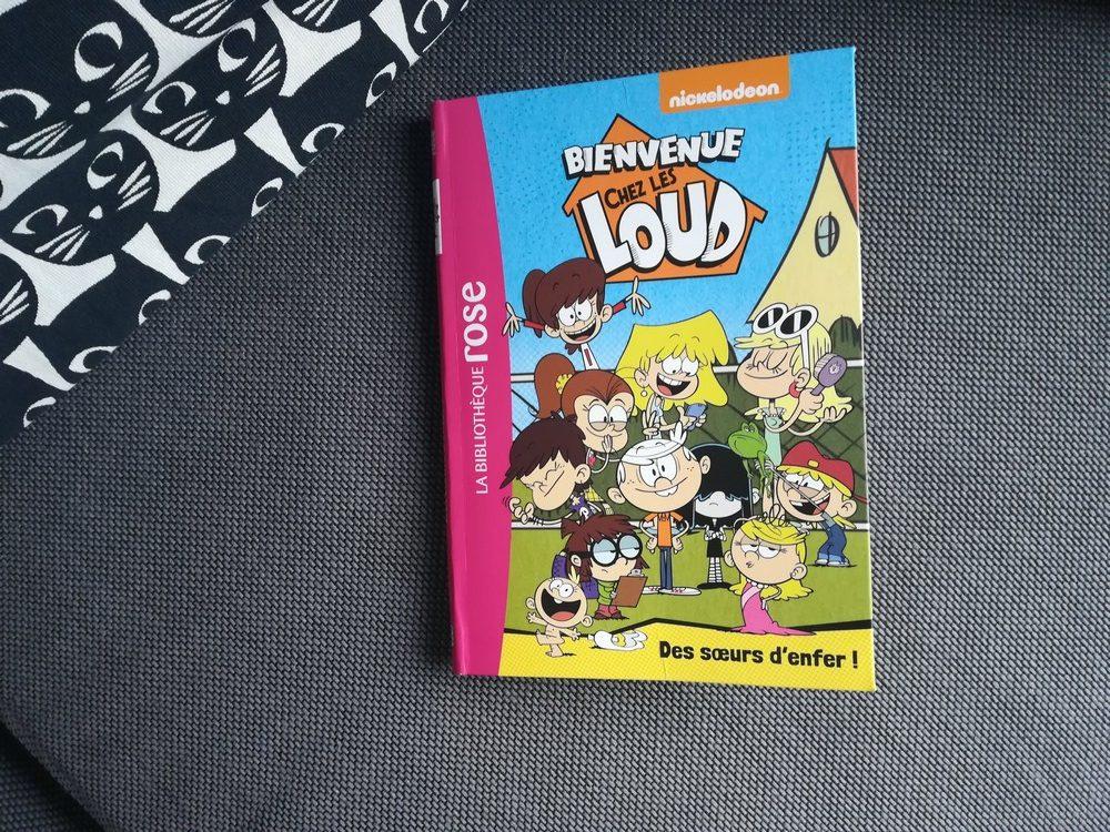 Bienvenue Chez Les Loud Chut Les Enfants Lisent Les