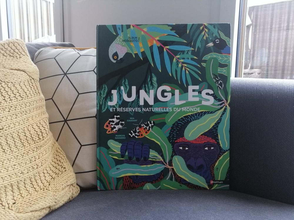 Album jeunesse jungles