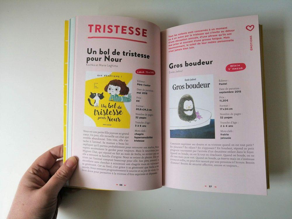 guide des livres pour enfants