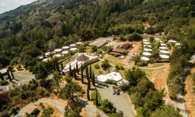 New Camaldoli Hermitage