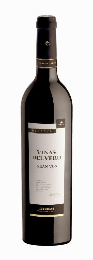 Viñas del Vero Gran Vos 2005. Fuente: Bodegas Viñas del Vero