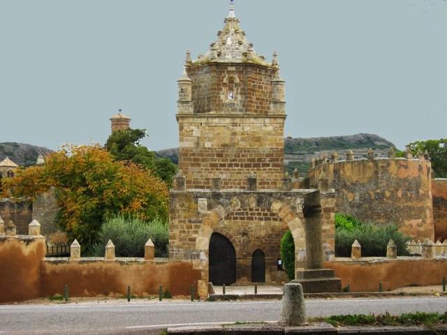 Real Monasterio de Santa María de Veruela en Vera del Moncayo. Fuente: Arte - visitadora