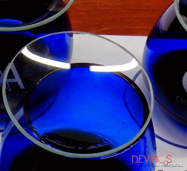Taster de aceite. Fuente: Gloria Argandoña para Devinos con Alicia