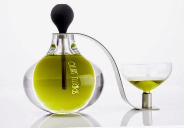 Cortijo Spiritu Santo Edición Especial by Ángela Teunissen AOVE Extra Virgin Olive Oil. Fuente: Spiritu Santo