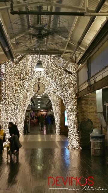 Mercado de Chelsea. Fuente: Vanessa Martiny para Devinos con Alicia