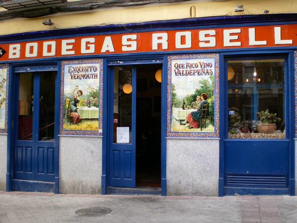 Fachada exterior de Bodegas Rosell. Fuente [en línea]: Bodegas Rosell