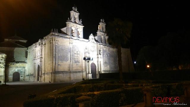 Iglesia de Santa María de los Reales Alcázares, monumento de Úbeda. Fuente: Devinos con Alicia