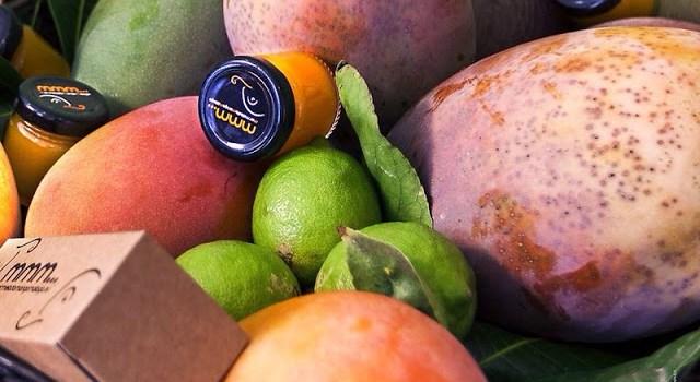 A falta de fruta, buena es mmm…mermelada