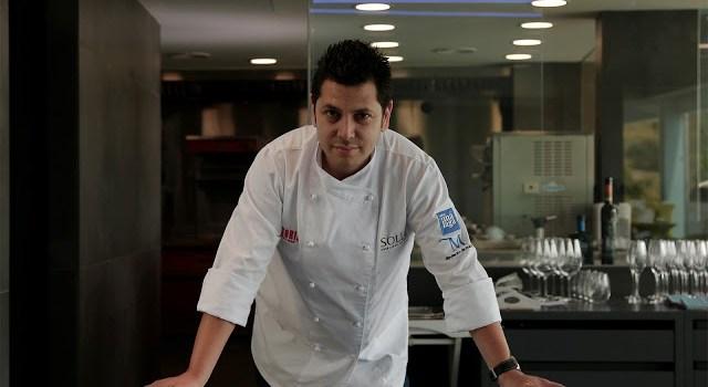 Cara a Cara con Diego Gallegos, el chef del caviar