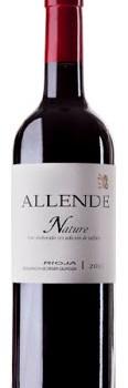 Allende Nature 2015: la evidencia de que se puede hacer un gran vino 100% natural