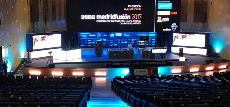 Los códigos de Asisa Madrid Fusión 2017