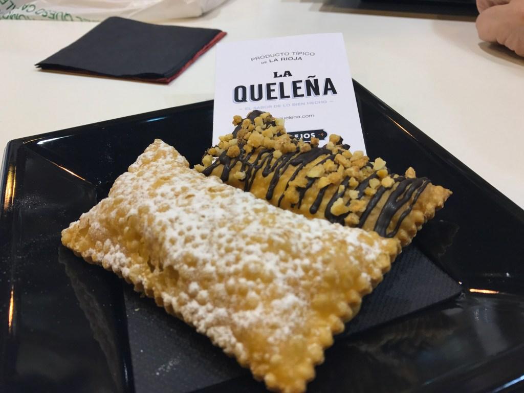 Fardelejos La Queleña: tradicional y con chocolate. Copyright: Devinos con Alicia Gastroblog
