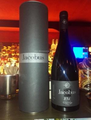 Jacobus 2012, Bodegas Comenge. Copyright: www.devinosconalicia.com