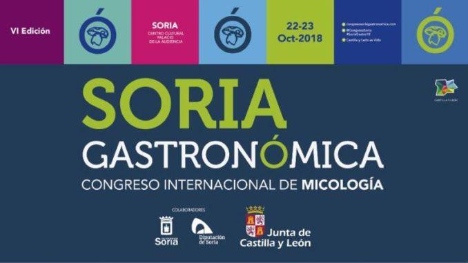 VI Congreso Internacional de Micología Soria Gastronómica