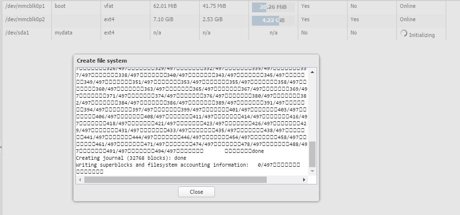 Raspberry Pi NAS – Deviousweb
