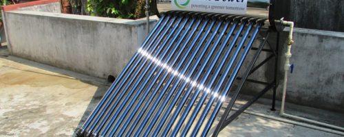 Devis chauffe-eau solaire