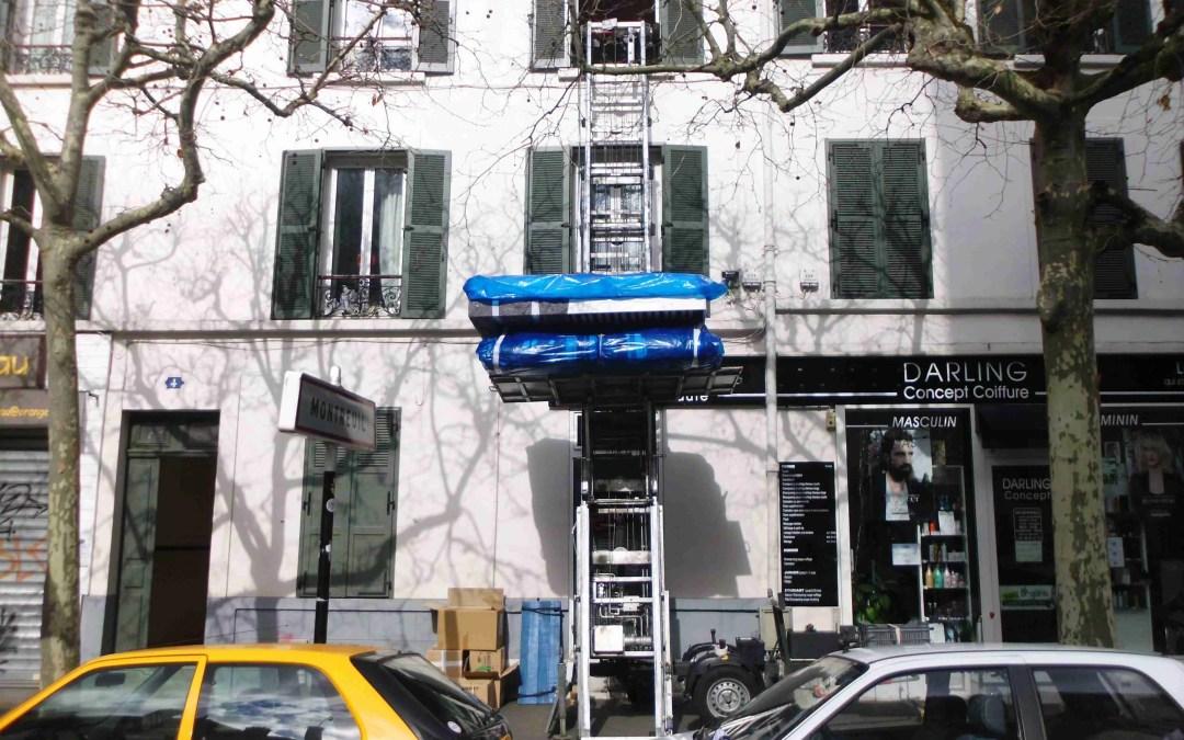 Déménagement Paris 4