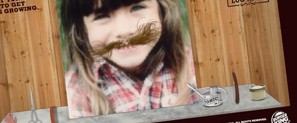 Pet Mustache