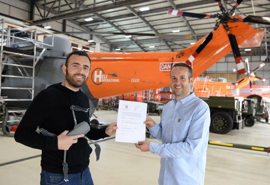 PfCO Certificate