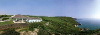 The Coast Group are developing he former Rickham Coastguard Station and Lookout