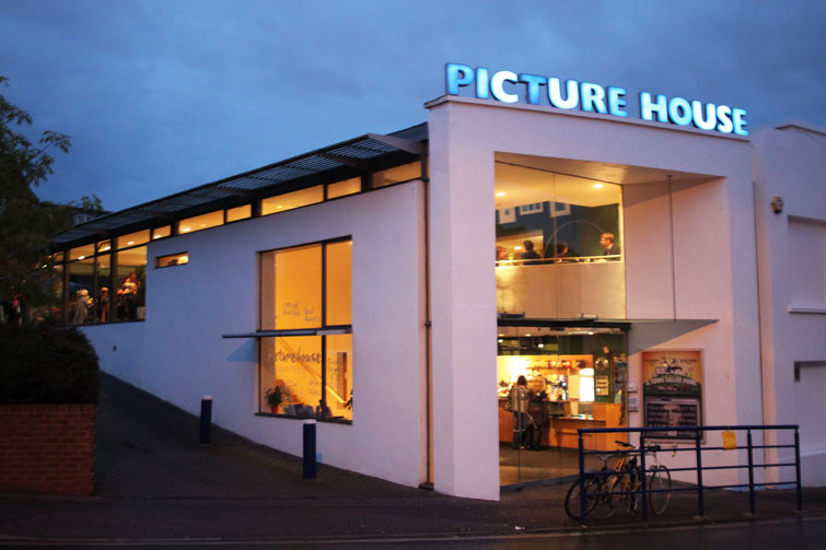 Miss out on the grand re-opening party of the Exeter Picturehouse? We have the pictures