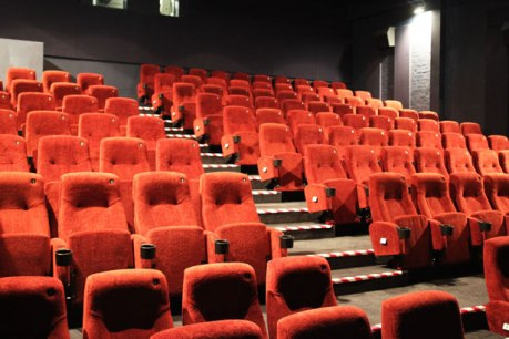 New seats at the Exeter Picturehouse