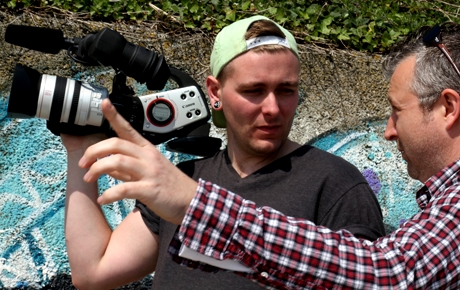 Cornwall students take their talent to the Cannes Film Festival