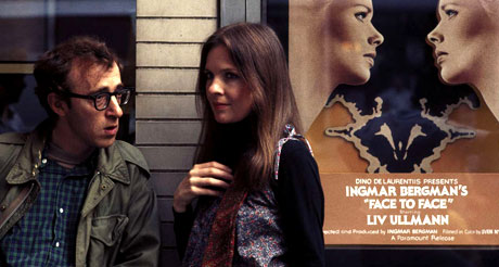 In search of happiness and love, Woody Allen's Annie Hall