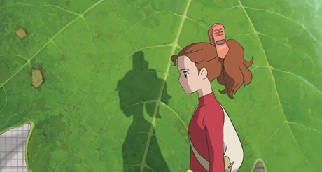 Arrietty from Studio Ghibli