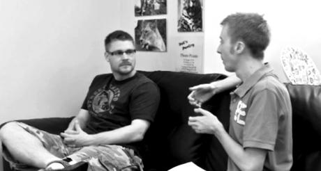 Ashley Wing talks to Sean Wilson