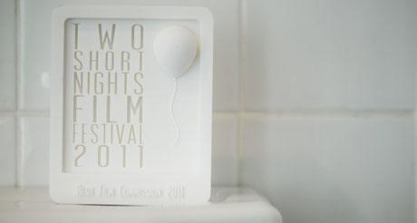Two Short Nights award 2011