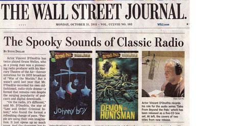 Demon Huntsman: Wall Street Journal