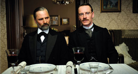 A Dangerous Method, film