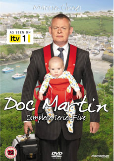 Doc Martin DVD