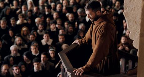 The Monk, movie