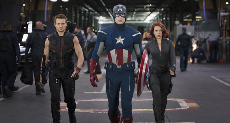The Avengers, movie