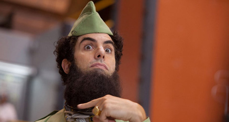 The Dictator, movie